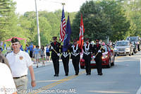 Yarmouth Clam Festival Parade - July 19 2013