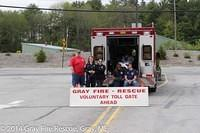 Toll Booth - Memorial Day - May 24 2014