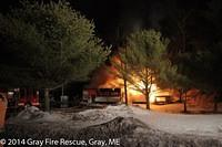 Fire-362 Shaker Road - Jan 16 2014